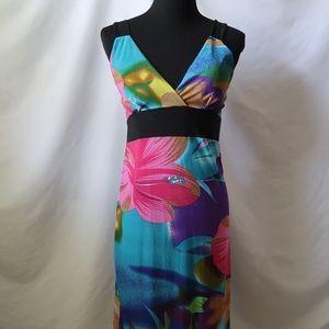 Dresses & Skirts - Tropical Dress
